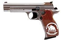 Пистолет пневматический SAS P 210 Silver Blowback