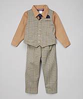Комплект Зулилу мальчик тройка с жилеткой