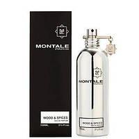 Парфюмированная вода Montale Wood & Spices (Дерево и Специи), 100 мл