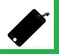 Apple iPhone 5C Дисплей+тачскрин(сенсор) в рамке черный orig.