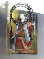Пила карманная Пиранья для рыболовов и охотников, подарок для туриста