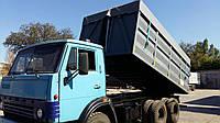 Переоборудование КамАЗ-5320 в самосвал