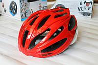 Шлем велосипедный CRIVIT Pro красный