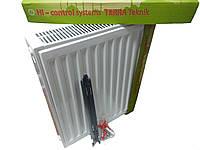 Стальной радиатор terrа teknik 500X400 боковое подключение (22 тип) 772 Ват