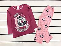 Пижама для девочки 4-6 лет
