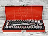 Набор инструментов дюймовый и метрический King STD KSD-040 (40 предметов)