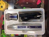 Удобный Триммер Braun MP 300 2 в 1 + машинка для стрижки