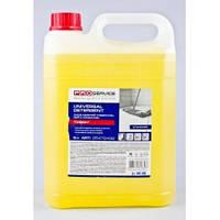 Средство моющее для посуды 5л OPTIMUM Лимон 618181 25477200