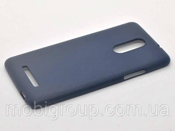 Матовый силиконовый чехол Xiaomi Note 3