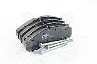 Колодка тормозная IVECO DAILY заднего (производитель TRW) GDB1345, фото 1
