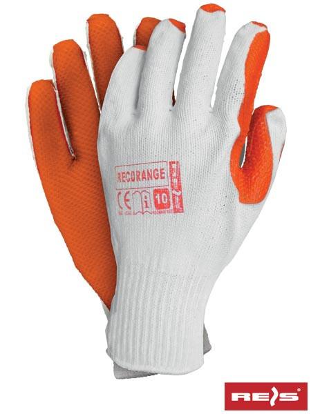 Перчатки защитные каменщика RECORANGE WP