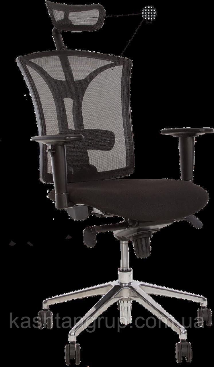Кресло PILOT R HR net PX TS AL32