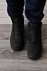 Мужские зимние кроссовки Nike Air Nevist 6 на меху (Реплика AAA+), фото 2