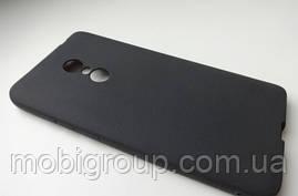 Матовый силиконовый чехол Xiaomi Redmi Note 4
