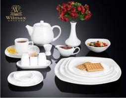 Столовый фарфор Wilmax (Англия) - профессиональная посуда для ресторанов