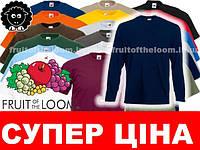 Мужская футболка с длинным рукавом Valueweight Long Sleeve 61-038-0