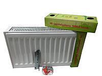 Стальной радиатор Terra Teknik 300x500 боковое подключение (22 тип) 586 Ват