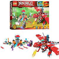 Конструктор Ninjago, 419 детали