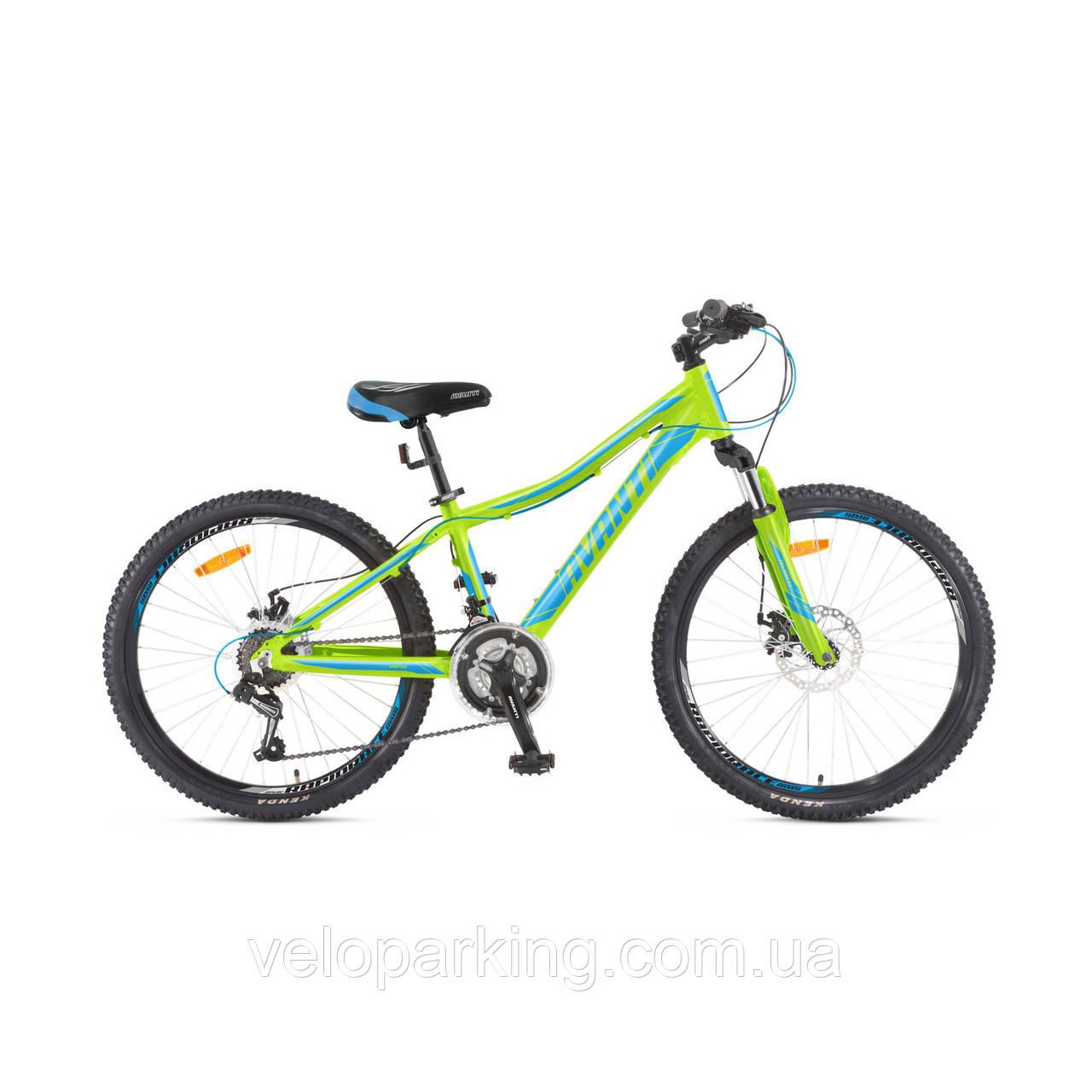 Горный подростковый велосипед Avanti Rapid 24 (2018) DD new