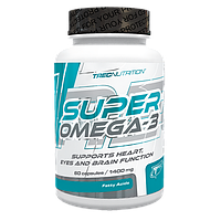 TREC NUTRITION Super Omega-3 60 кап