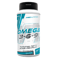 TREC NUTRITION Super Omega-3 120 кап