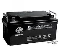 Аккумуляторная батарея BP65-12/B2, BB Battery