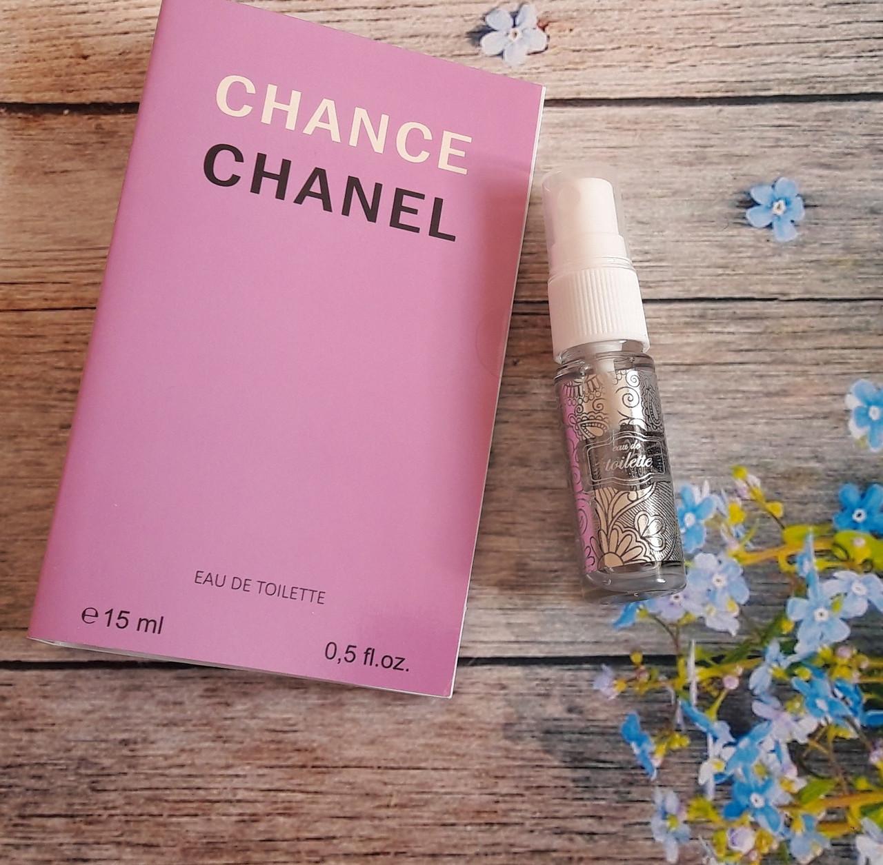 Туалетная вода женская Chanel Chance - 15 мл