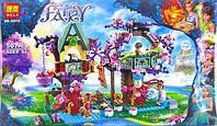 """10414 Конструктор Bela Fairy аналог Lego Elves """"Убежище Эльфов"""", 507 дет."""