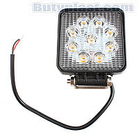 LED фара дальнего света. 9 диодов, фото 1