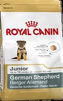 Royal Canin German Shepherd Junior 12 кг - Корм для щенков породы немецкая овчарка в возрасте до 15 мес