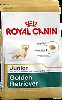 Royal Canin Golden Retriver Junior 3 кг - Полнорационный корм для собак породы голден ретривер до 15 мес