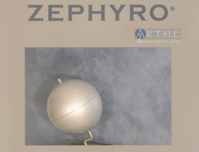 Zephyro Silver декоративный материал с неповторимым эффектом рассыпанного ветром драгоценного песка