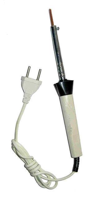 Паяльник 40 Вт. Пластиковая ручка, Запорожье