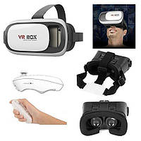 3D Очки VR Box 2.0 + Пульт