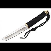 Нож туристический нескладной + чехол