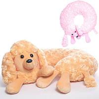 Детская игрушка-подушка-валик «Сонька 7» 00295-91 Копиця