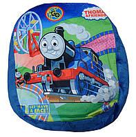 Рюкзак детский мягкий Паравозик Томас (рюкзак для садика и прогулок)