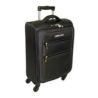 Чемодан CarryLite Diamond Black S