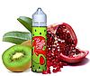 """Fluffy Puff""  Kiwi & Pomegranate 60 мл\ 1.5 никотина"