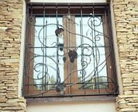 Кованые изделия под заказ решетки на окна