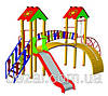 Комплекс для детской площадки Ростик БК – 704Р