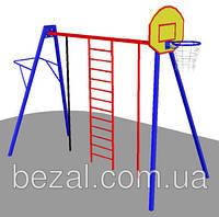 Гимнастический комплекс для детских площадок  БК – 757Г