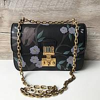 Женская красивая сумка клатч Dior Диор