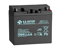 Аккумулятор BB Battery HR22-12