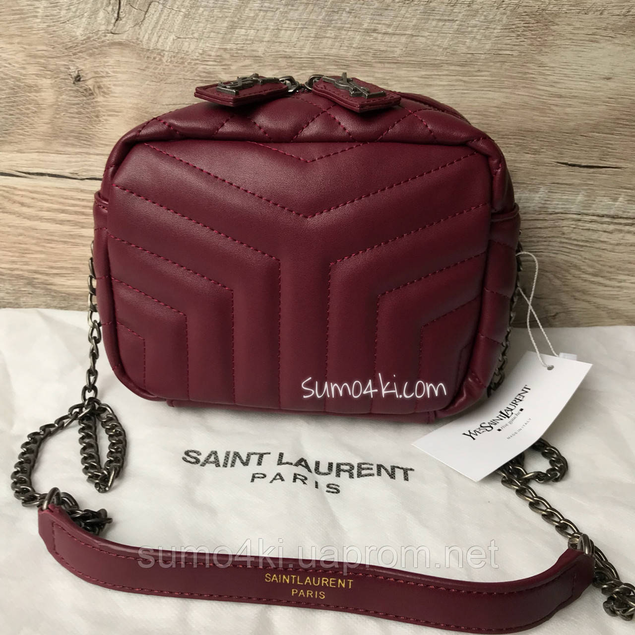 Женская стильная сумка ysl Yves Saint Laurent - Интернет-магазин «Галерея  Сумок» в a2c96bfc3ad