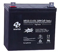 Аккумуляторная батарея MPL55-12/B5, BB Battery, фото 1