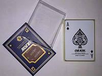 Покерные пластиковые карты производство Корея