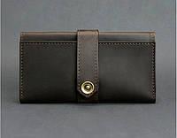 Кожаное портмоне 3.0 Орех, фото 1