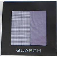 Мужские хлопковые носовые платки Guasch 140.98-01