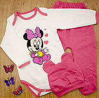 Комплект детский МирАкс КТ-5292-01 Розовый